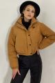 Куртка Rawwwr clothing 222 горчица
