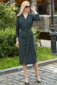 Платье Achosa 140 зеленый