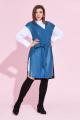 Комплект Милора-стиль 855 голубой