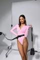 Боди Rawwwr clothing 223 розовый