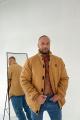 Куртка Rawwwr clothing 227 горчичный