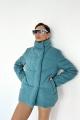 Куртка Rawwwr clothing 230 изумруд