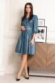 Платье LadisLine 1320 синий