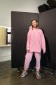 Худи Rawwwr clothing 083 розовый