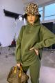Худи Rawwwr clothing 083-начес хаки
