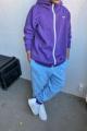 Худи Rawwwr clothing 228 фиолетовый