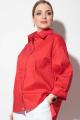 Рубашка SOVA 11101 красный