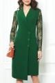 Платье AYZE 1857 зеленый