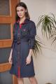Платье Fantazia Mod 3651 красная_вставка