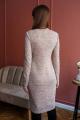 Платье Madech 205366 персиковый