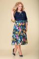 Платье Асолия 2514 ирисы