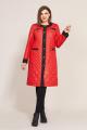 Пальто Магия Стиля М-2257 красный