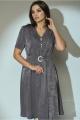 Платье Angelina 534 серый