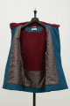 Пальто Bugalux 471 170-изумруд