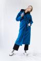 Пальто TSURAN COATBK1 синий