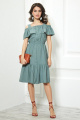 Платье 1098 полынь