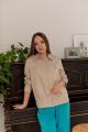 Женский костюм Temper 360 оранжевый+бирюза