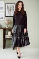Платье Мода Юрс 2652 черный