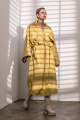 Плащ MUA 36-023-mustard