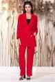 Женский костюм Faufilure С795 красный
