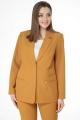 Женский костюм ELITE MODA 4222/2903 горчица