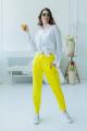 Брюки Claire 2363 желтый