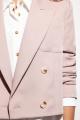 Жакет S_ette S1008 светло-розовый