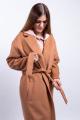 Пальто Пинск Стиль 3964 коричневый