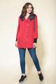 Куртка DaLi 2519 красный