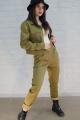 Куртка Lady Smile 02к хаки