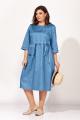 Платье ELLETTO 1822 синий
