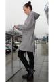 Куртка Arisha 8087 серый