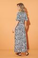 Платье DiLiaFashion 0486 мультиколор