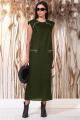 Платье Faufilure С1165 олива