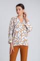 Блуза IVARI 403 абстракция