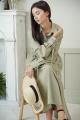 Платье LadisLine 1314 хаки