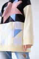 Худи TSURAN HUDY-PATCH многоцветный