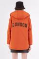 Куртка Lakbi 52126 оранжевый
