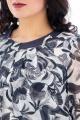 Платье Almila-Lux 1016 серый