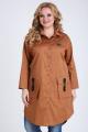 Туника Ollsy 1521 коричневый