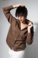 Блуза YFS 835 коричневый