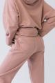 Брюки,Худи Kod.wear М-201+М-301 пудра