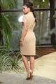 Платье Galean Style 814 песочный