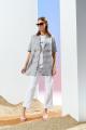 Жакет Prestige 4166/170 серо-белый