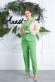 Женский костюм Anastasia 544 салатовый