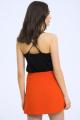Юбка LaVeLa L20224 оранжевый