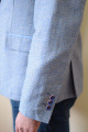 Пиджак DOMINION 4457D 9C63-P49 176 голубой