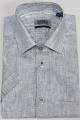 Рубашка Nadex 01-048223/310_182 сине-коричневый