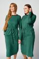 Платье Almirastyle 101 зеленый