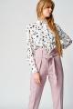 Брюки, Блуза Almirastyle 142 розовый
